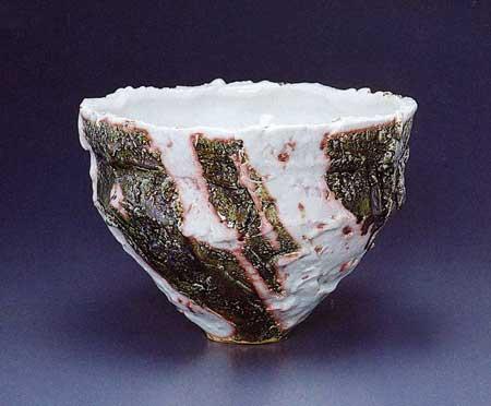 河内 英利 作陶展 ギャラリー佐野2004