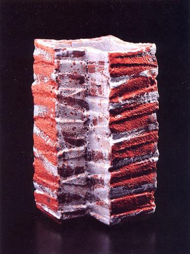 河内 英利 作陶展 ギャラリースミ2006