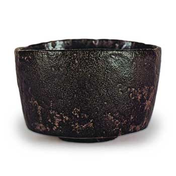 黒茶碗 113