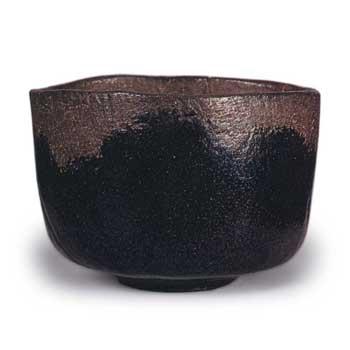黒茶碗 115