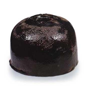 黒茶碗 銘本法寺 123