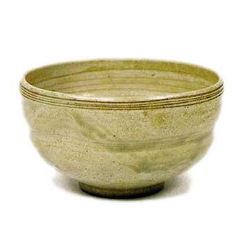 修学院焼切形茶碗 しゅうがくいんやききりがたちゃわん 京焼