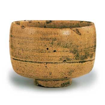 黄瀬戸 茶碗 026